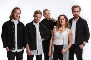 Ida Bang & The Blue Tears (SWE) - albumrelease
