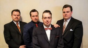 The Jelly Roll Men