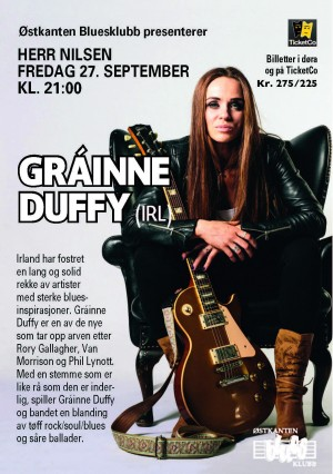 Grainne Duffy (IRL)